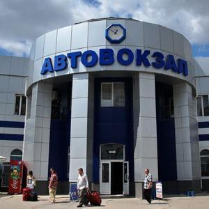Автовокзалы Ртищево