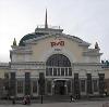 Железнодорожные вокзалы в Ртищево