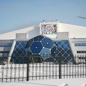Спортивные комплексы Ртищево
