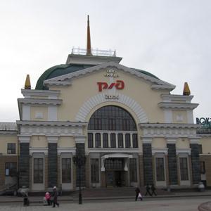 Железнодорожные вокзалы Ртищево